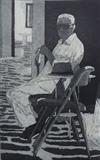 In the shade by keith hunter, Artist Print, Etching and aquatint
