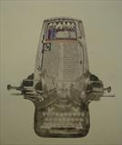 Manuwriter by keith hunter, Artist Print